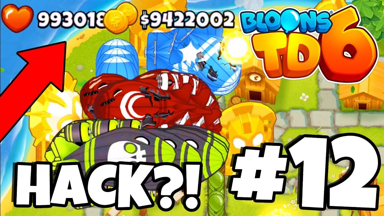 Unlimited Money & Lives BTD 6 HACK & CHEAT !? - Bloons Tower Defense 6 Part  12 (BTD 6 IOS/Android)