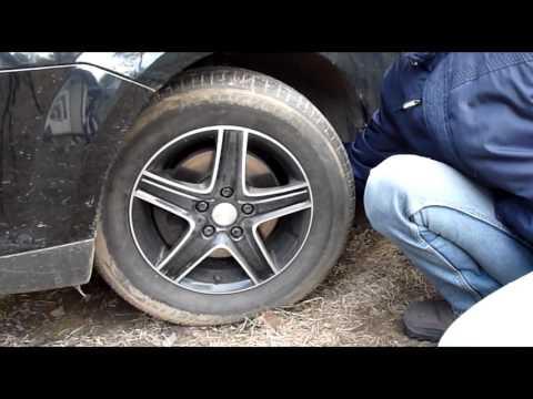 Стойка стабилизатора. Диагностика /Форд Фокус 2/