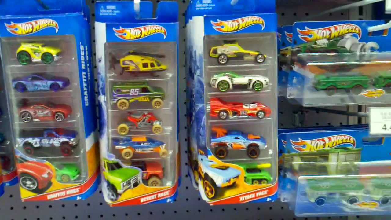 Toy R Us Hot Wheels Aisle Youtube