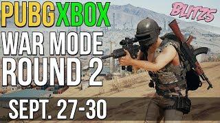 PUBG Xbox: The Return of WAR MODE