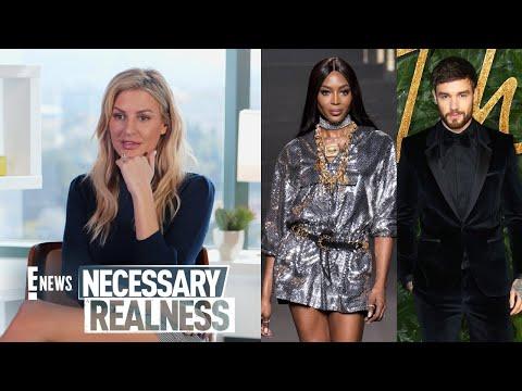 Necessary Realness: Naomi Campbell & Liam Payne's Hot Hookup | E! News