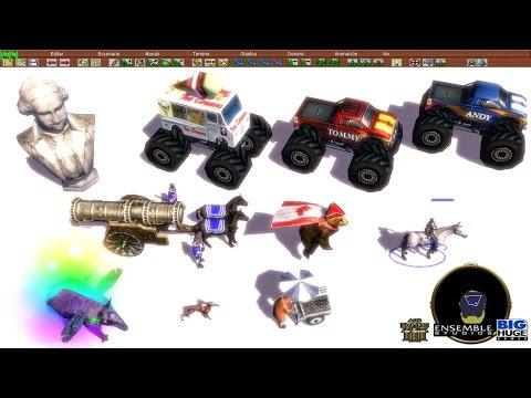 Unidades Secretas De ♖Age Of Empires 3♜ Cheats Easter Eggs Claves Trucos Tutorial Gameplay Etc.