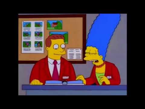 Marge Simpson en Cabildo 500