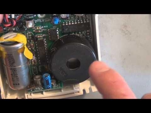 Carbon Monoxide Detector Tear Down