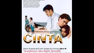 Sinetron Cinta (1999) Dessy Ratnasari, Primus, Atalarik Syah