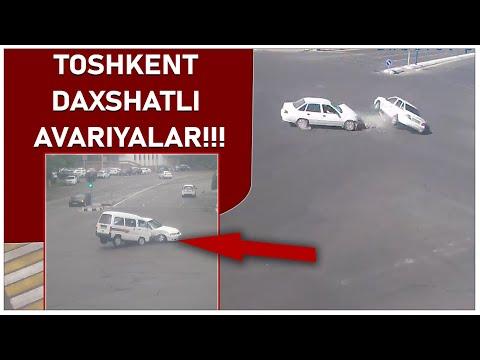 TOSHKENT DAXSHATLI AVARIYALAR!!!