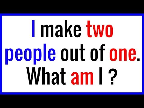 10 Tricky Riddles That Will Blow Your Mind !