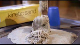 Кинетический песок купить в москве