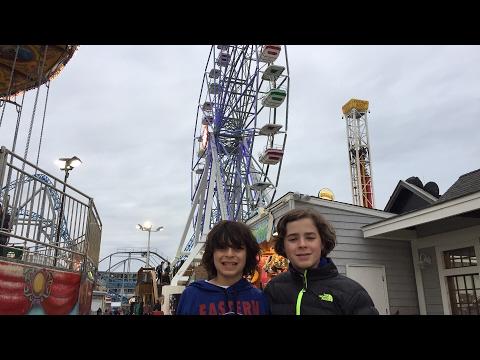 Live-stream at Castaway Cove Amusement Park   Ocean City, NJ