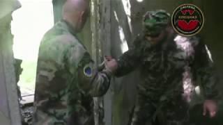 Вадим Старов Система Спецназ Самооборона против ножа в ограниченных условиях