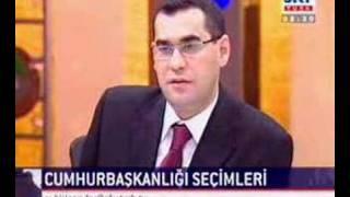 Doğu Perinçek / SKYTÜRK (Aykırı Sorular) 31 Mart 2007 (7)