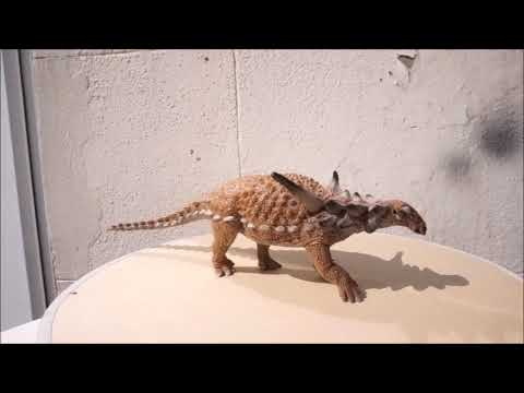 Ankylosaur Dinosaur Models Review Dino Joe