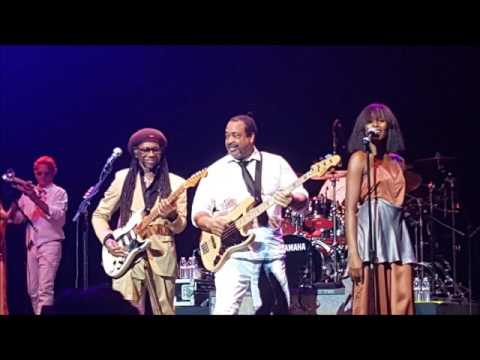 CHIC Live at the Wiltern Theater
