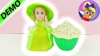 Cupcake Surprise | Roztomilá princezna v dortíku  | Srovnání