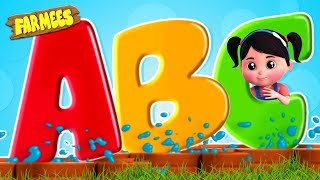 Abc Song | Preschool Learning Videos | Cartoons For Babies by Farmees