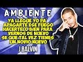 J Balvin Ambiente Letra mp3