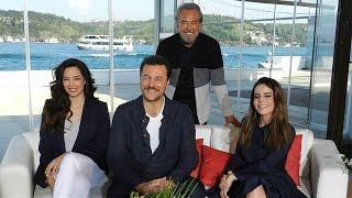 Simge Sağın, Azra Akın ve Yetkin Dikinciler Şeffaf Oda'ya konuk oldu - 14 Mayıs 2017 Pazar