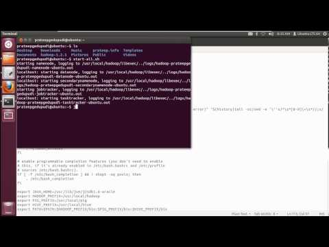 Apache Hadoop pseudo distributed mode setup and Demo with simple use case in 15 min