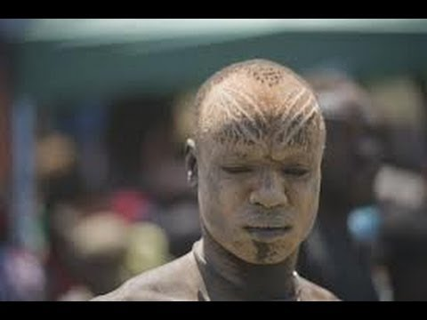 South Sudan wrestling match Jonglei vs Central Equartoria