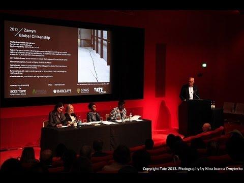 THE FOREIGNER? - Global Citizenship Forum, Tate Modern
