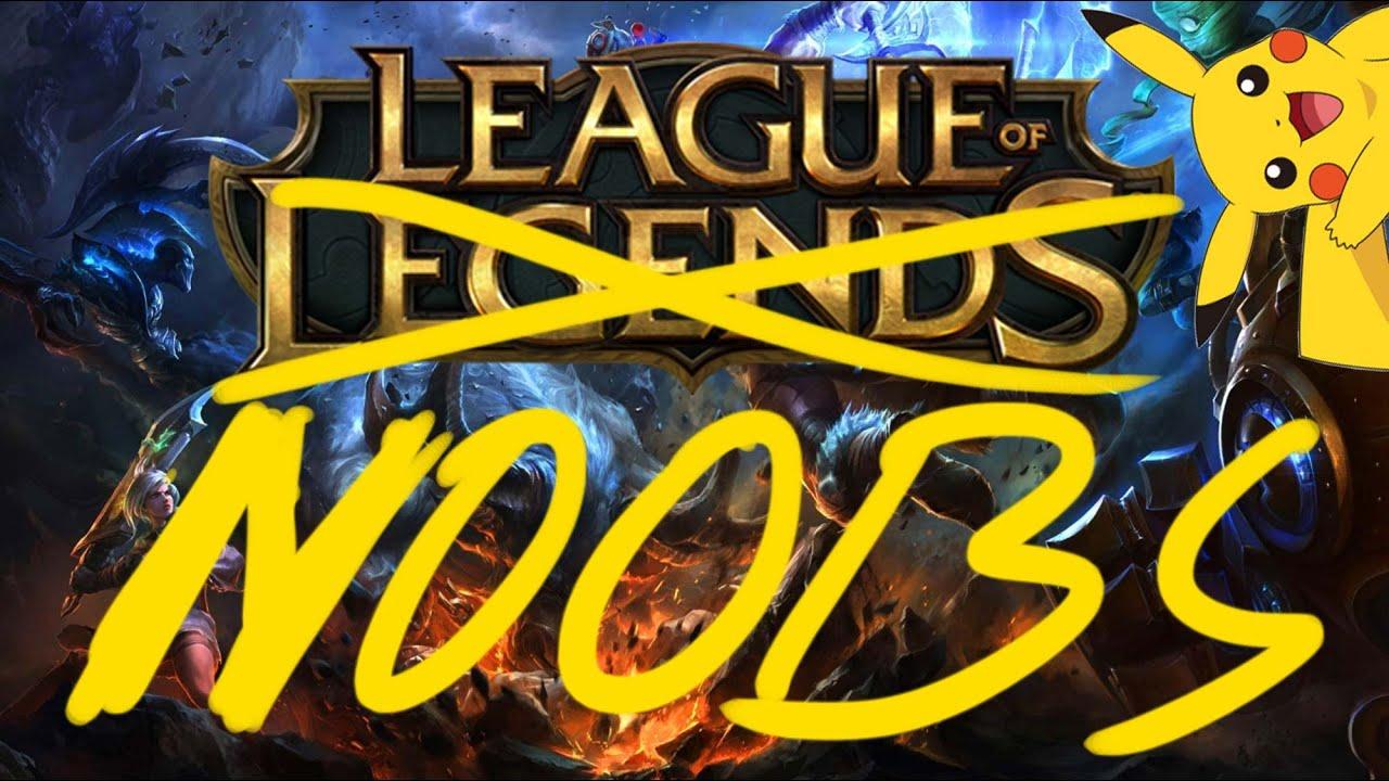League Of Legends Slechte Matchmaking.