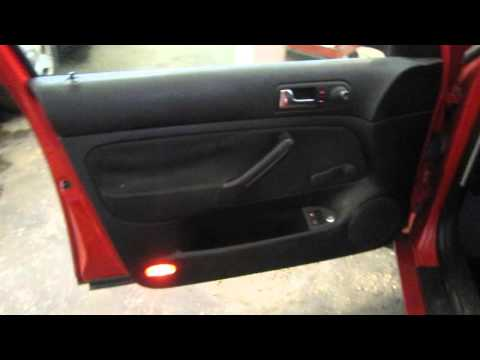 Parting out a 1999 VW Jetta - Used Auto Parts - 130311