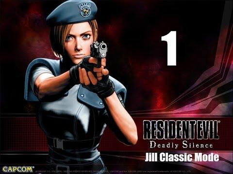 Resident Evil: Deadly Silence Jill Classic Walkthrough - Part 1 - Intro (HD)
