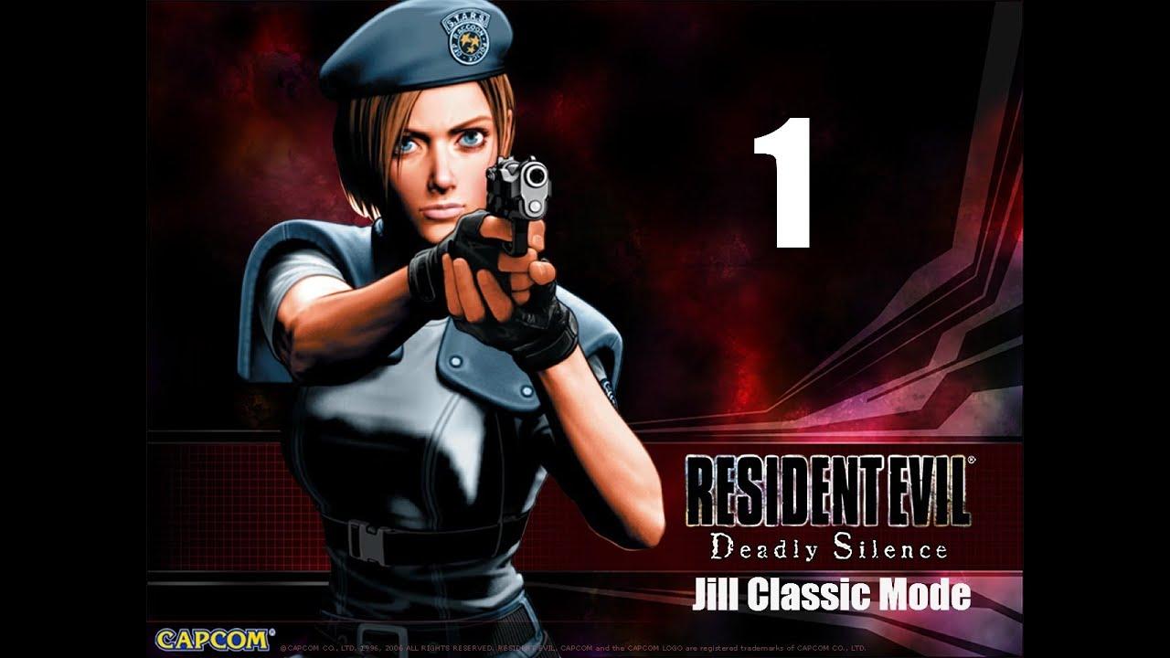 resident evil deadly silence r4