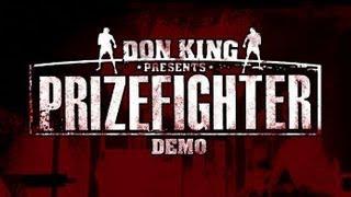 Mini-LP: Game Demo - Don King