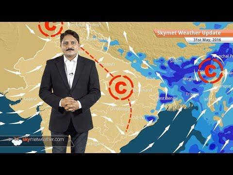 Weather Forecast for May 31: Continuous Monsoon like rain in Kerala, Coastal Karnataka, Konkan
