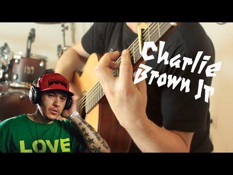 CHARLIE BROWN JR As Melhores no Violão Solo por Fabio Lima