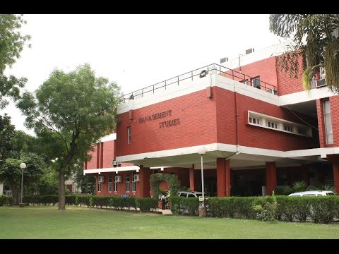 Faculty of Management Studies, Delhi - The Official Video