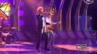 Thomas N'evergreen-One more try [Eurovision 2009 Russia]