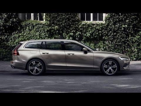 Excellent! 2018 Volvo V60 Design