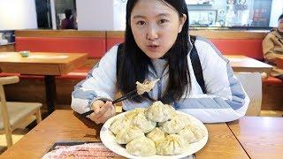 北京包子铺,猪肉大葱馅60元一斤,每人限购半斤!一天能卖7000个