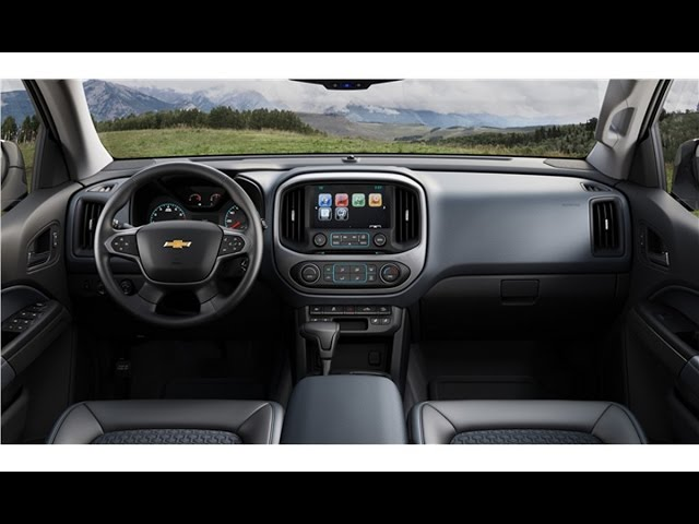 Chevy Colorado Interior >> Watch Now 2017 Chevrolet Colorado Interior