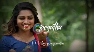 Download Lagu kannu veesi kannu veesi | kadhal ondru kanden lyrics video | tamil lyrics mp3