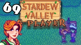Foraged Picnic - #69 -Stardew Valley Multiplayer BETA! (4-Player Gameplay)