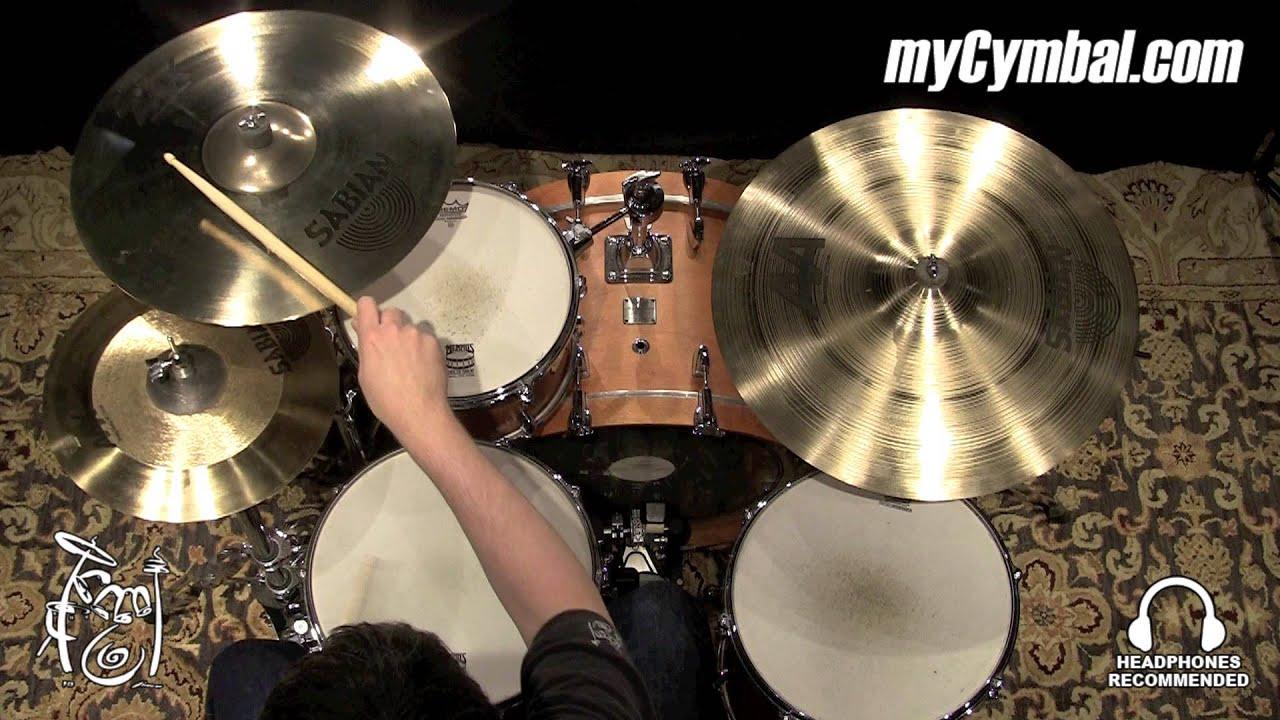 sabian 19 aax x plosion crash cymbal 21987xb 1042215y youtube. Black Bedroom Furniture Sets. Home Design Ideas
