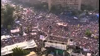2014 مصر خرج المخلوع وسجن المعزول!
