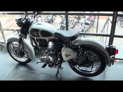 simply classic 350 ash white modifications by khemraj singh