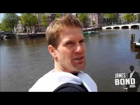 Diamonds Are Forever Film Location Tour: Amsterdam | James Bond Radio