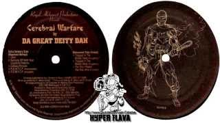 Da Great Deity Dah ‎- Cerebral Warfare (Full Vinyl) (1997)
