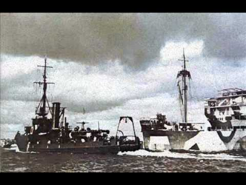 German Navy During WWII In Colour