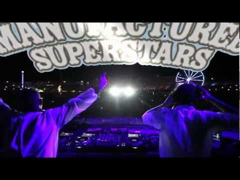 Manufactured Superstars - Freak On You EP (Official Video)