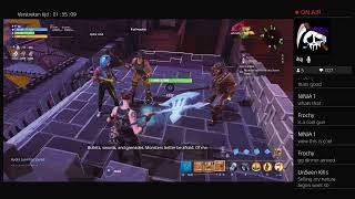 Live Fortnite Save The World (STW) another Easter Egg Launcher giveaway