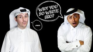 #QTip: What's the skin color of Qataris?