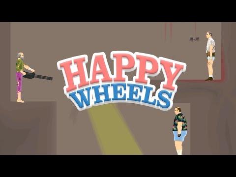 Happy Wheels: MINIGUN TORTURE - Part 374