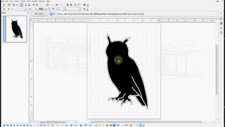 Apache OpenOffice Draw Transparency how to