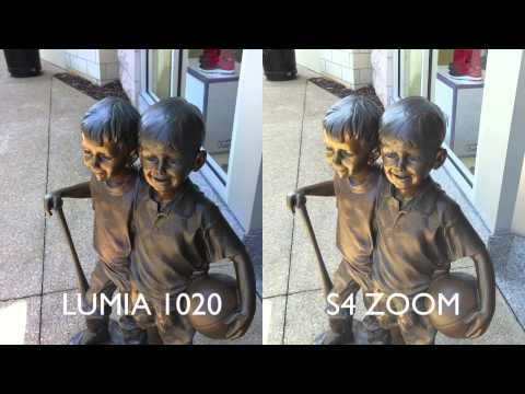 41MP Nokia Lumia 1020 VS 16MP Samsung Galaxy S4 Zoom (with Sample Images and Video Comparison)